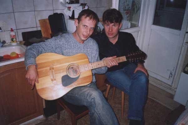 квартирник в Южном Бутово, 2005 г.