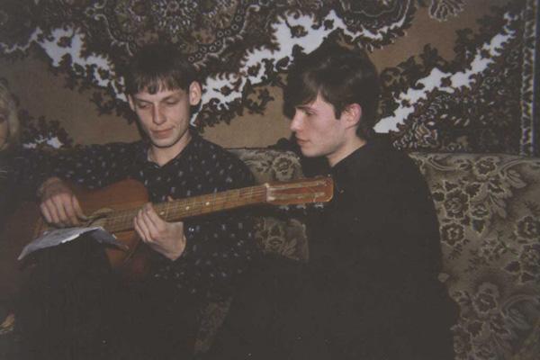 квартирник на Большой Черкизовской, 1998 г.