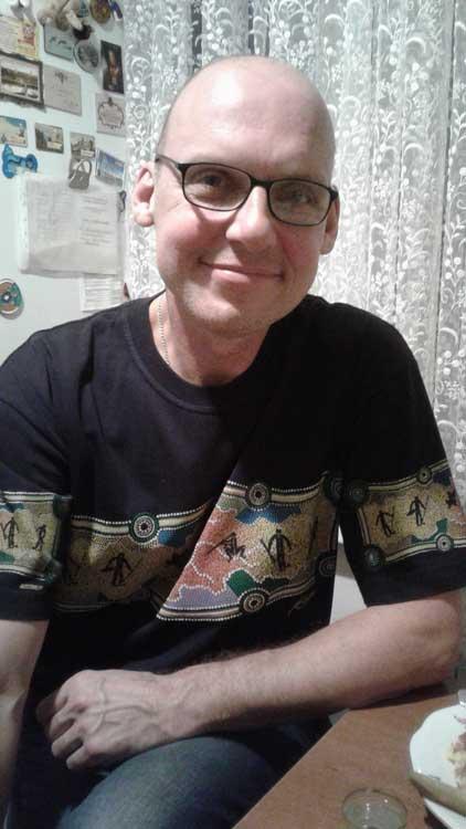 Алексей Горячев, январь 2021г.
