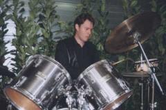"""Нидерланды, г.Венрай, И.Куликов на презентации фирмы """"Камертон"""", 2004 г."""