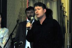 """Ростов Великий, сцена отеля """"Лионъ"""", январь 2012г."""