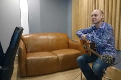 Алексей Горячев в студии АВС.