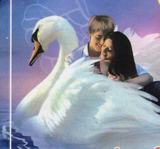 Вышел сборник стихотворений и рассказов «Легкокрылая фея Любовь» (2019)